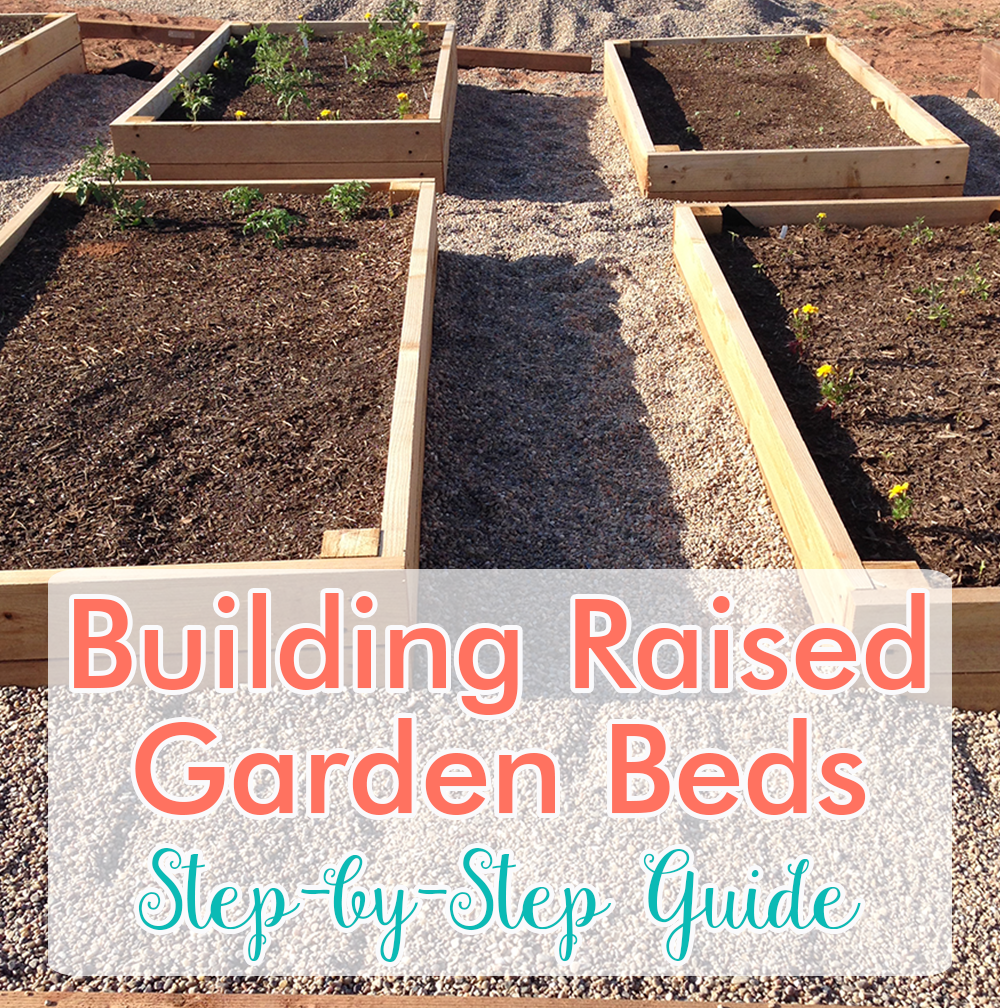 Building Raised Garden Beds   AcreLife
