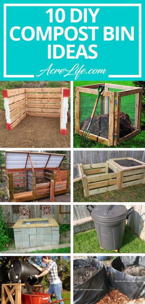 Compost Bin Ideas
