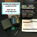Guardline Wireless Alarm System