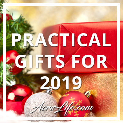 Top 10 Practical Gifts for 2019