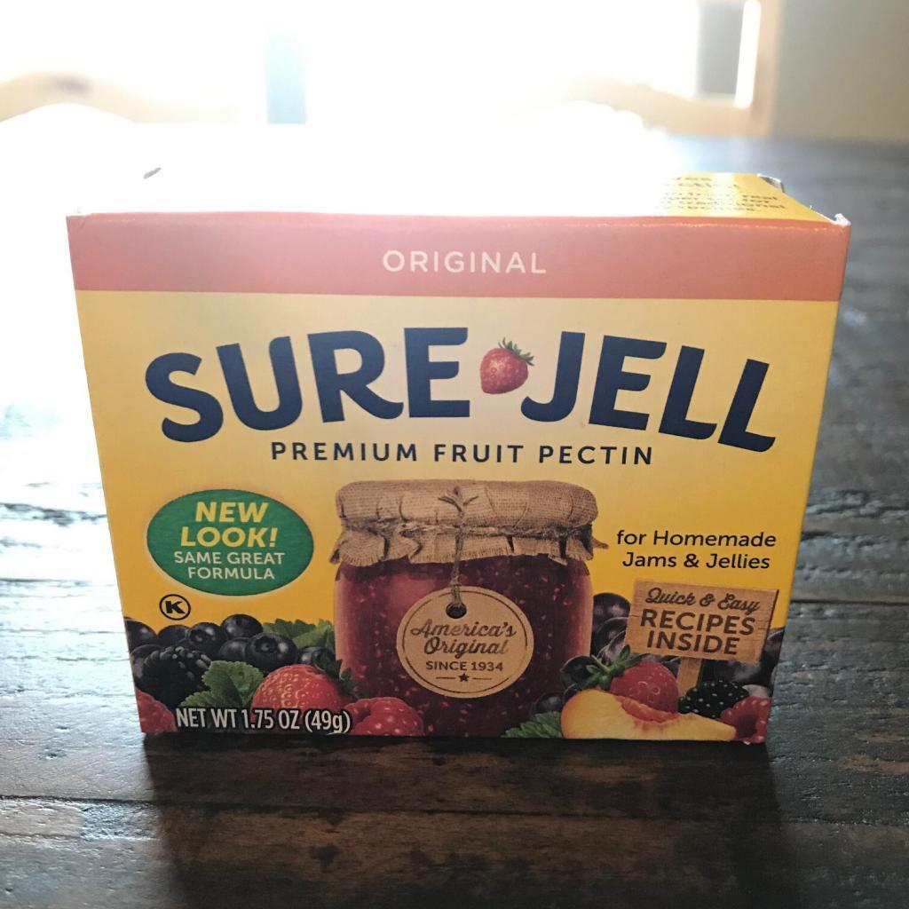 Sure-Jell-Pectin