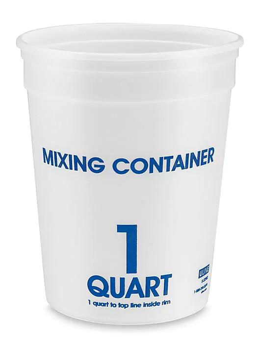 1 Quart Container
