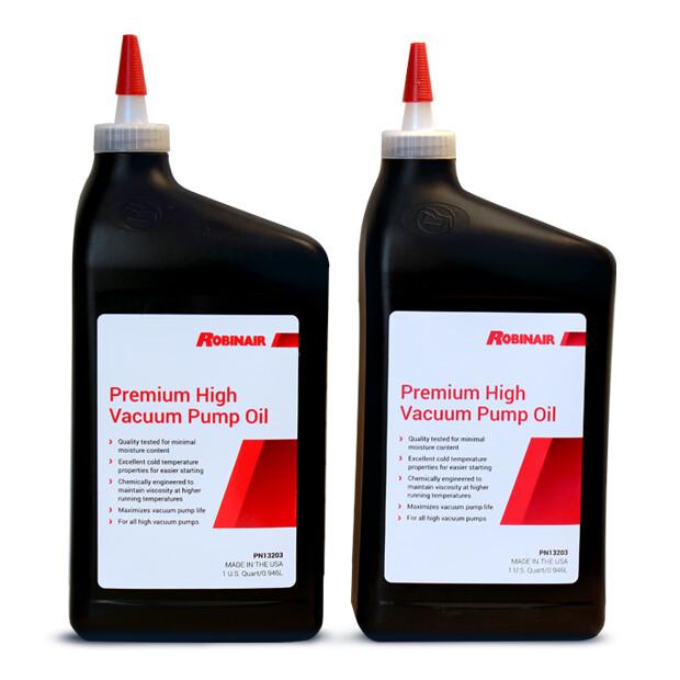 Replacement Vacuum Pump Oil
